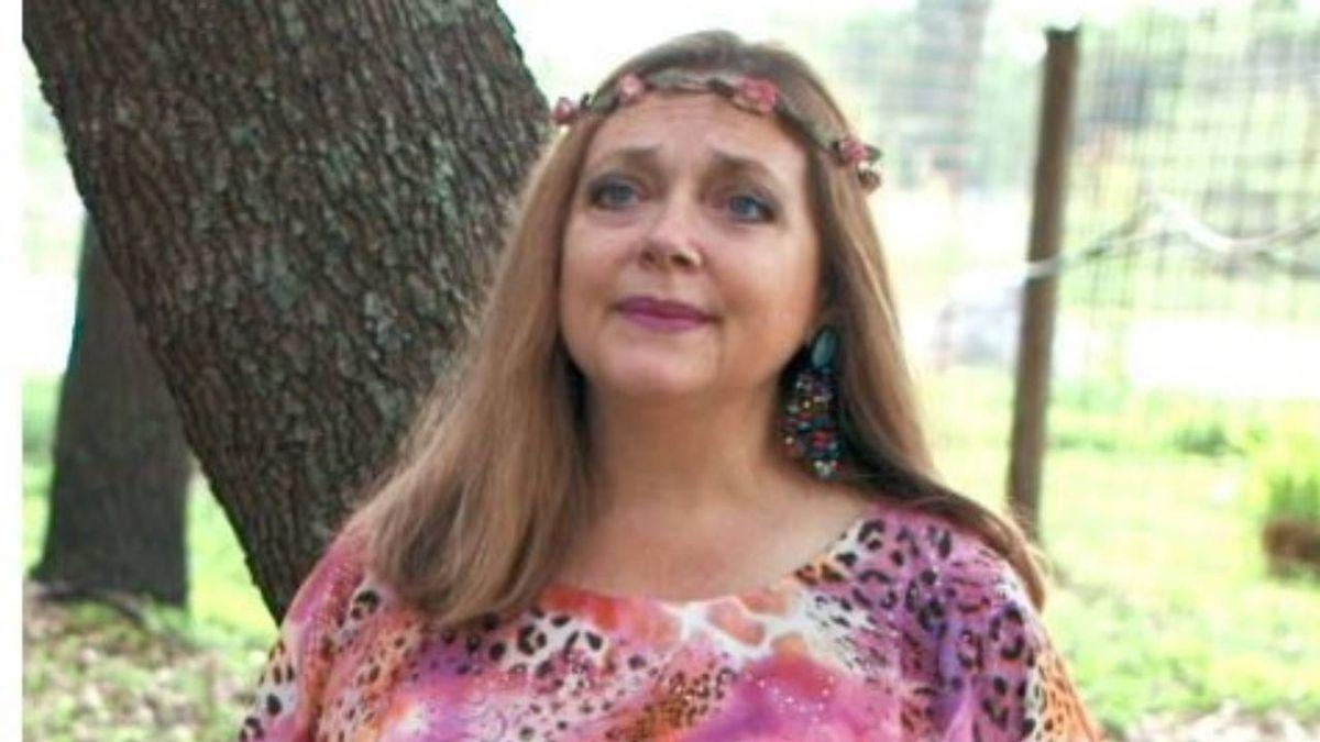 Coronavirus: Carole Baskin of 'Tiger King' selling purrfect masks