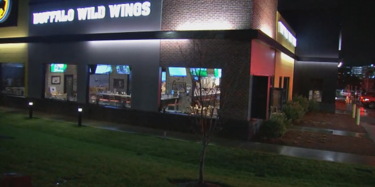 Burlington health inspectors didn't note any chemical violations at Buffalo Wild Wings