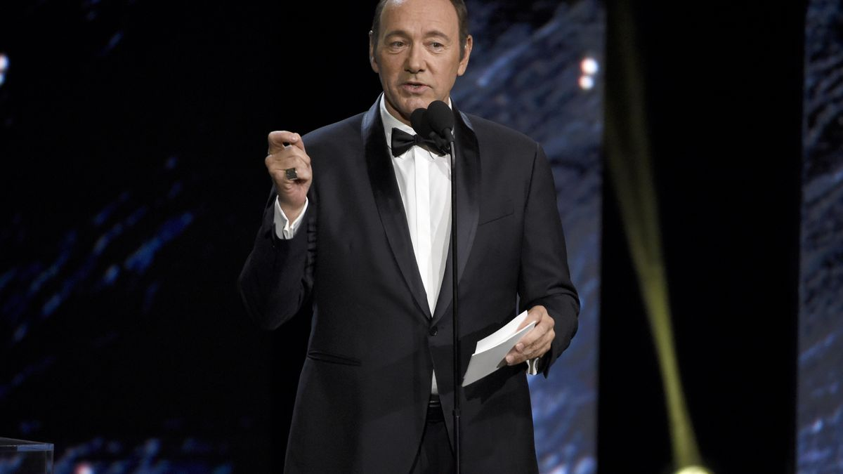 Kevin Spacey faces criminal charge stemming from alleged sexual assault