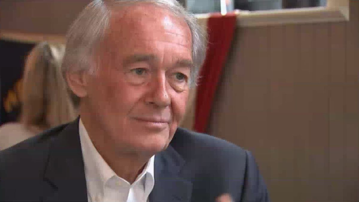 Sen. Ed Markey calls for more funding to be directed to small businesses in coronavirus economic relief