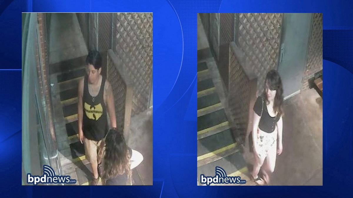 BPD: Can you help identify these people involved in a North End arson incident?