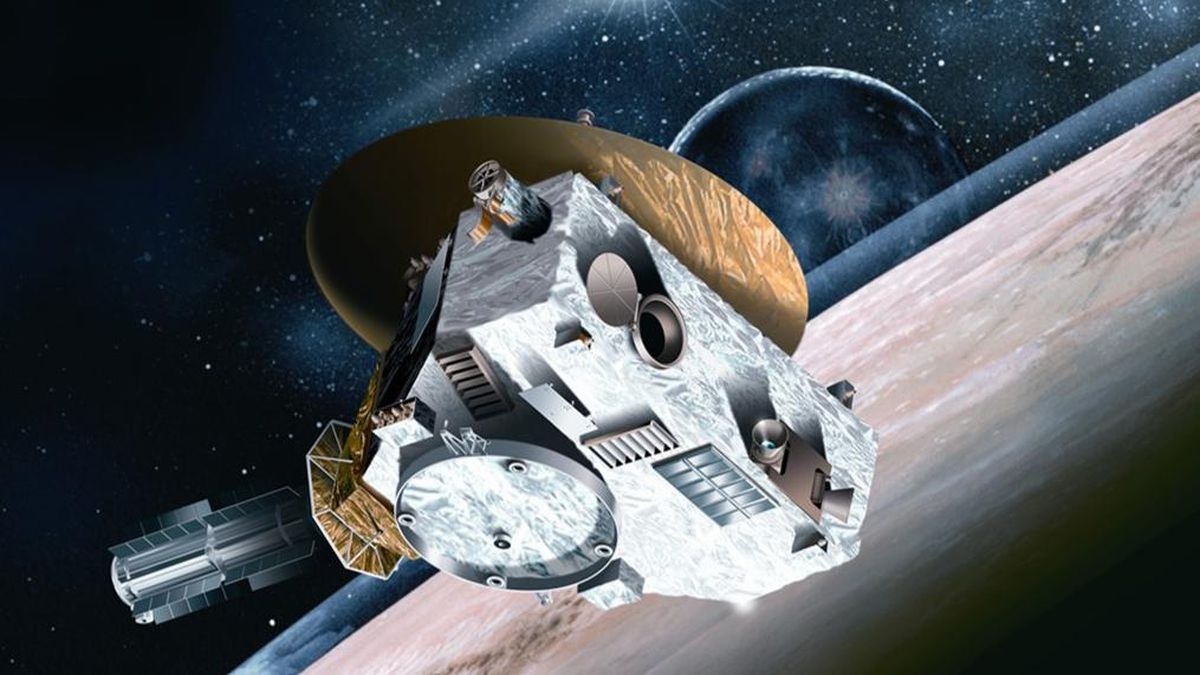 New Horizons spacecraft getting ready for historic flyby of distant, icy world