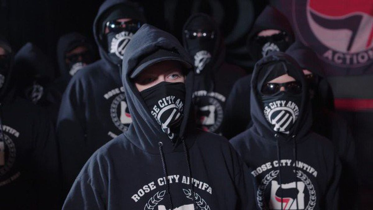 Unmasking the leftist Antifa movement