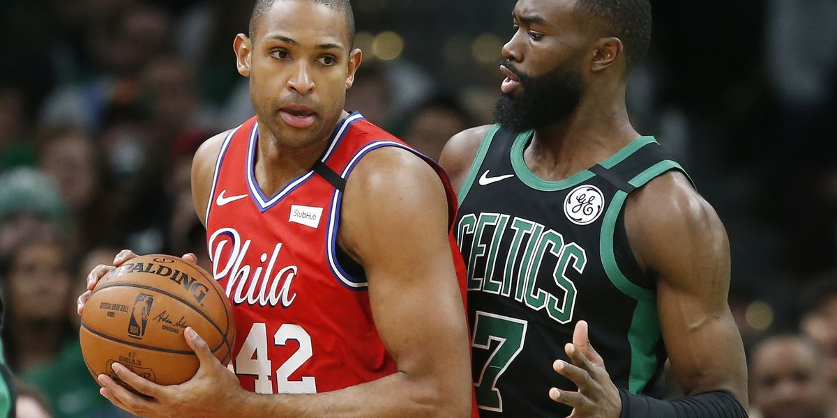 Brown scores 32, leads Celtics to 116-95 win over 76ers