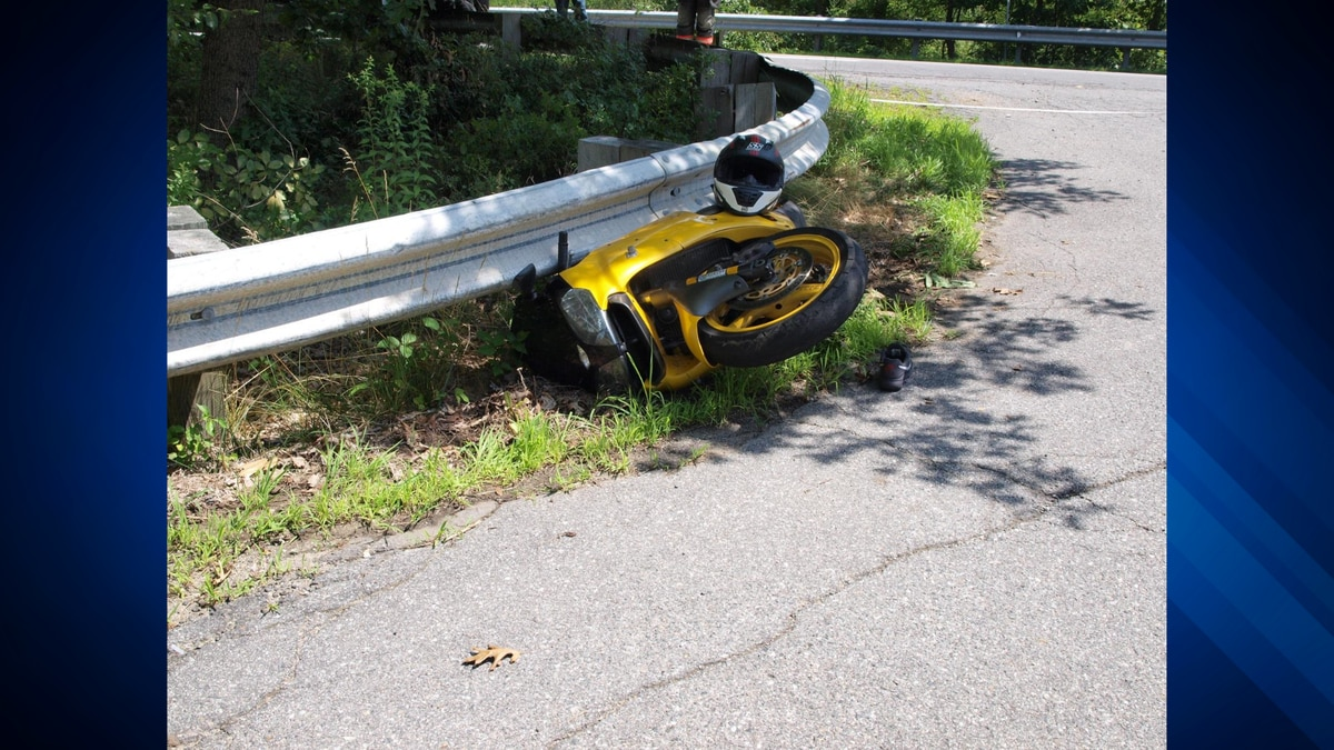 19-year-old dies after motorcycle accident in New Hampshire