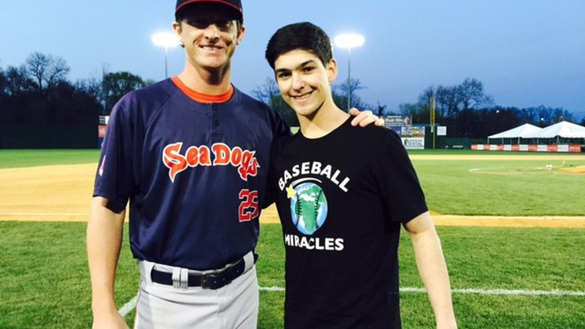 Two Mike McCarthys bonded by a love of baseball and charity
