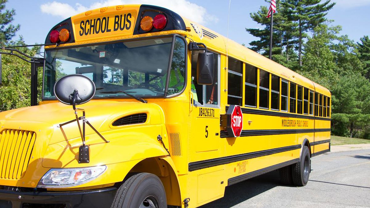 Middleborough school bus drivers rank among best in nation