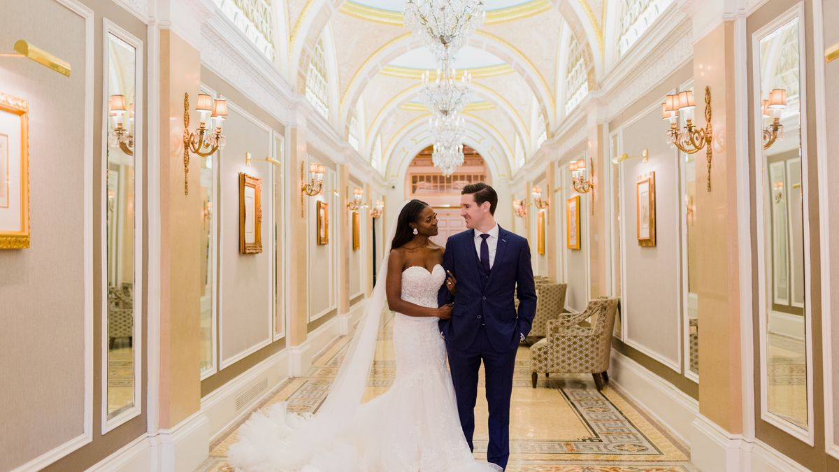 Quarantine cancelled your wedding? The Fairmont Copley is offering a $1K 'minimony' option