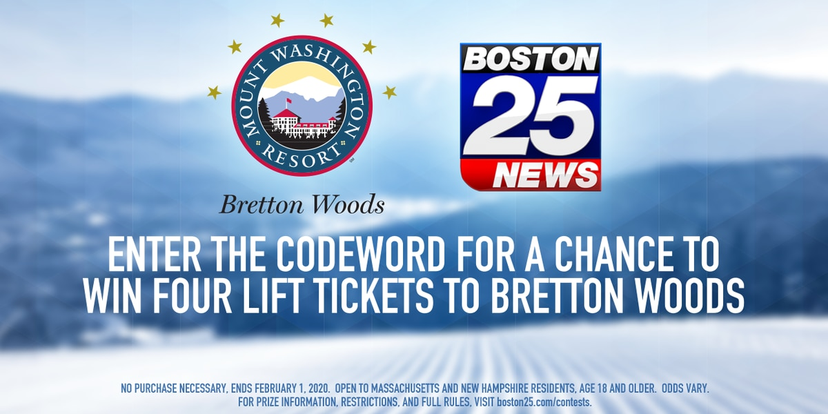 Win Bretton Woods Ski Lift Tickets