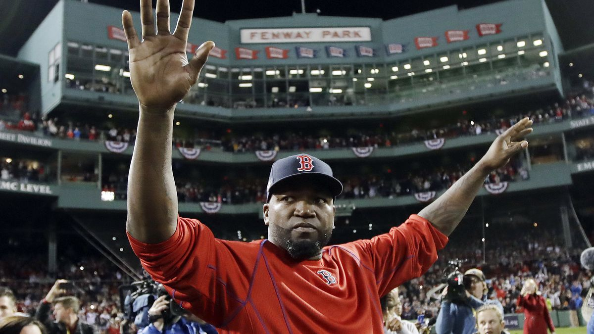 David Ortiz moved out of ICU, per release from wife