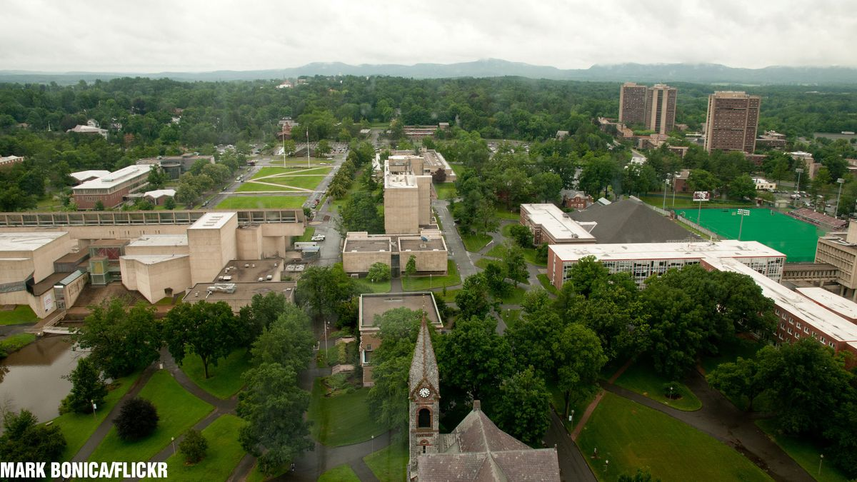 UMass Amherst will allow students to live on campus for abbreviated, remote fall semester