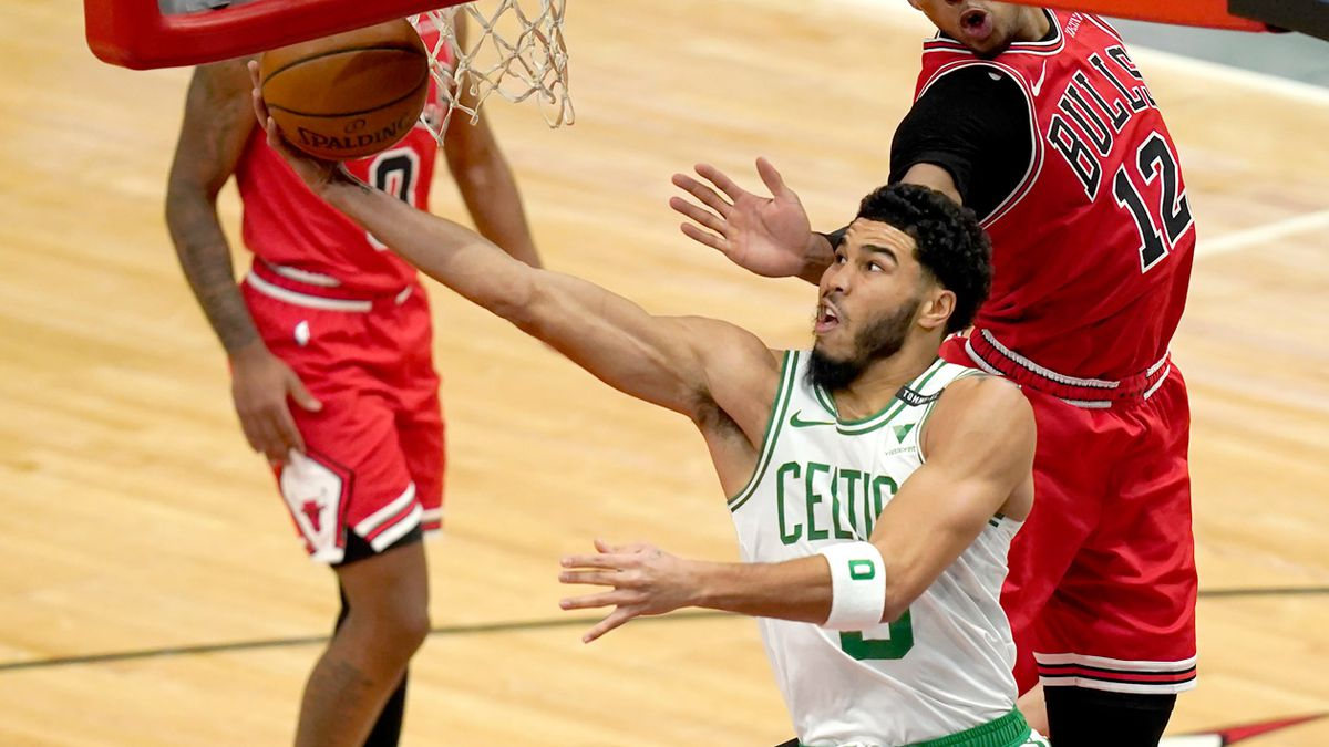 Brown, returning Tatum lead Celtics over Bulls 119-103