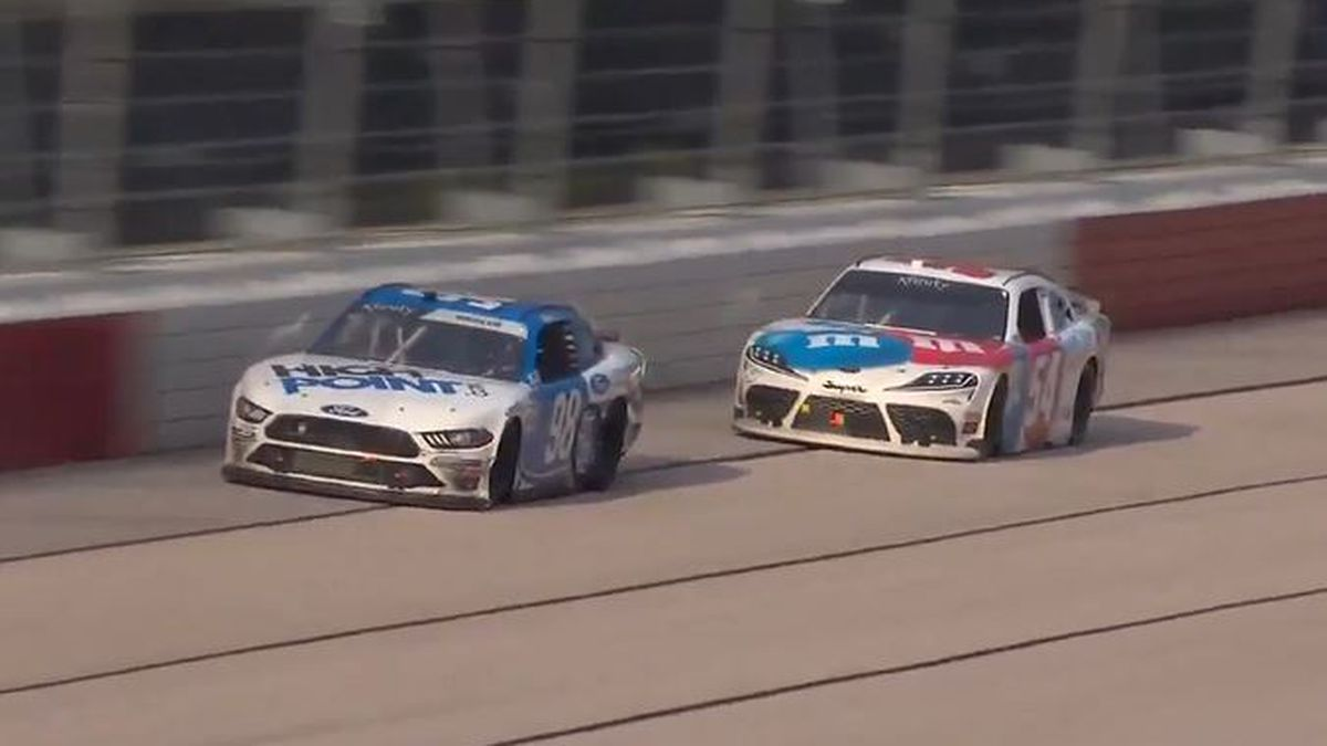 Briscoe's heartbreaking week ends with Xfinity victory