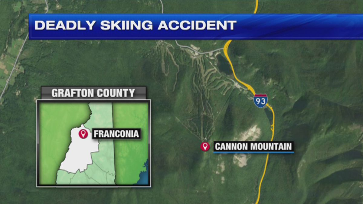 Mass. man dead after accident at Cannon Mountain Ski Resort