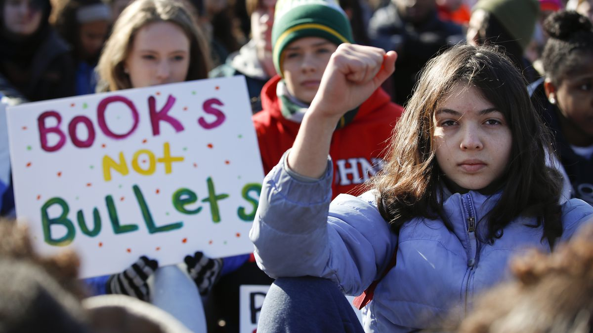 Thousands to 'March for Our Lives' on Boston Common