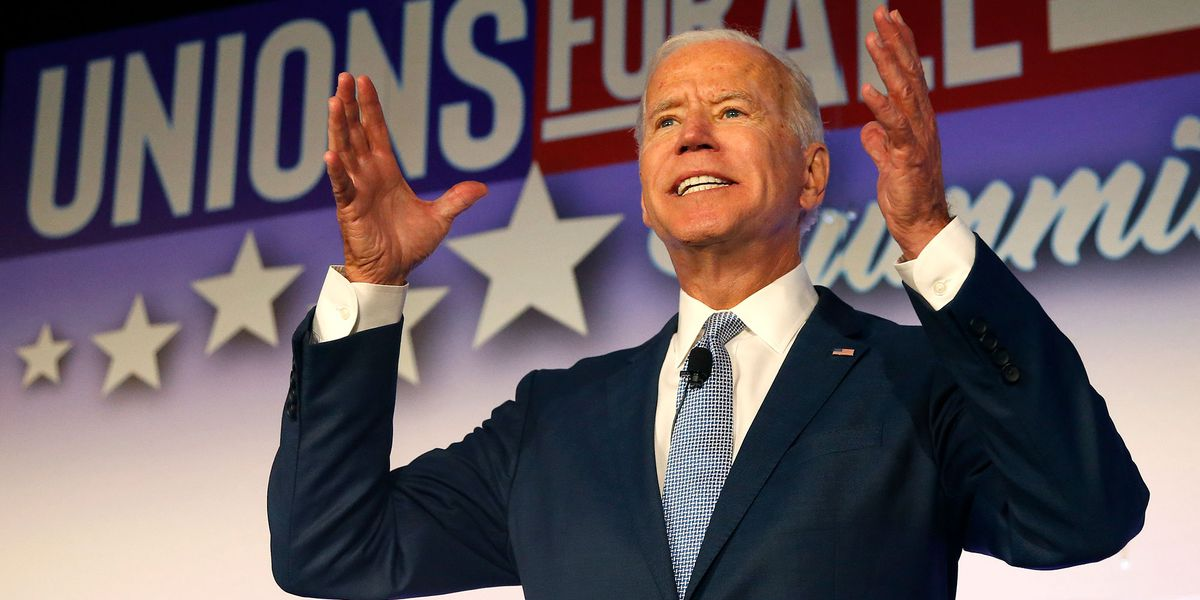 For 1st time, Joe Biden calls for Trump to be impeached