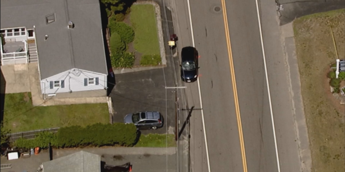 DA: Person hit by car in Weymouth has died