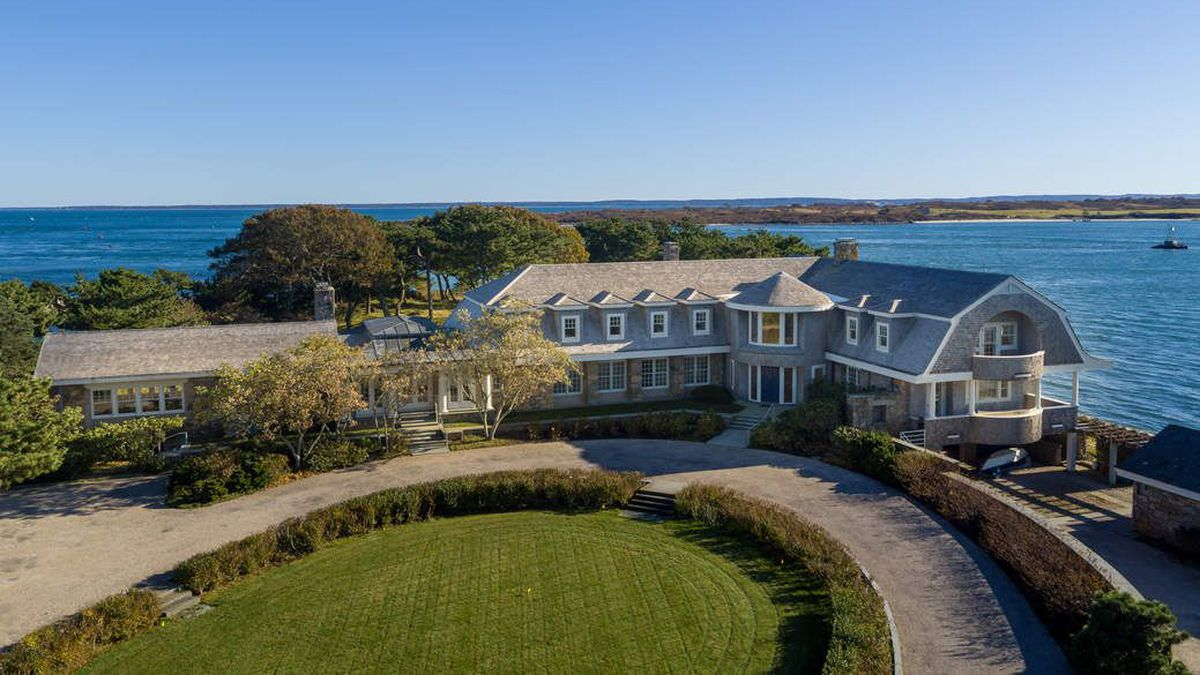 A look at Cape Cod's priciest property on the market for $25M