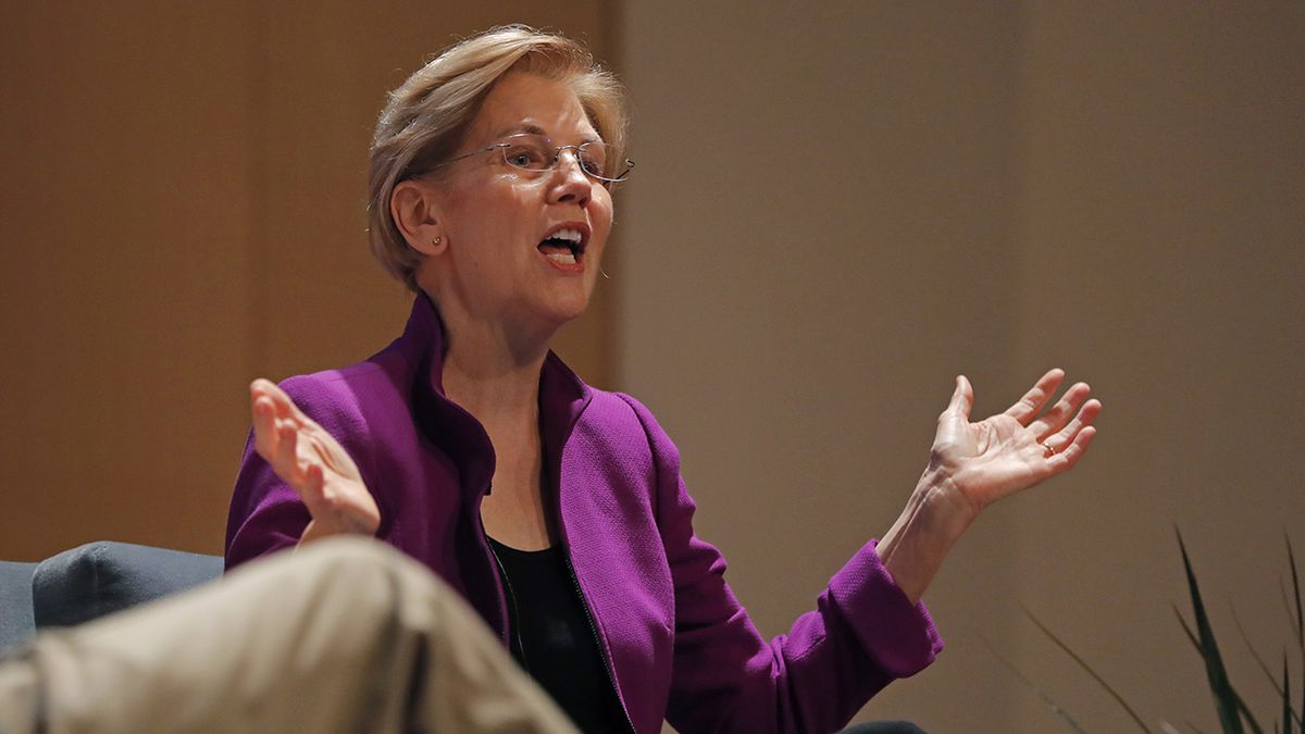 Police call Sen. Warren's 'disrespectful' comments 'an insult' to officers