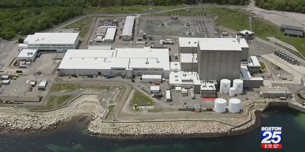 Regulators approve Pilgrim nuclear plant's sale despite Governor's protest