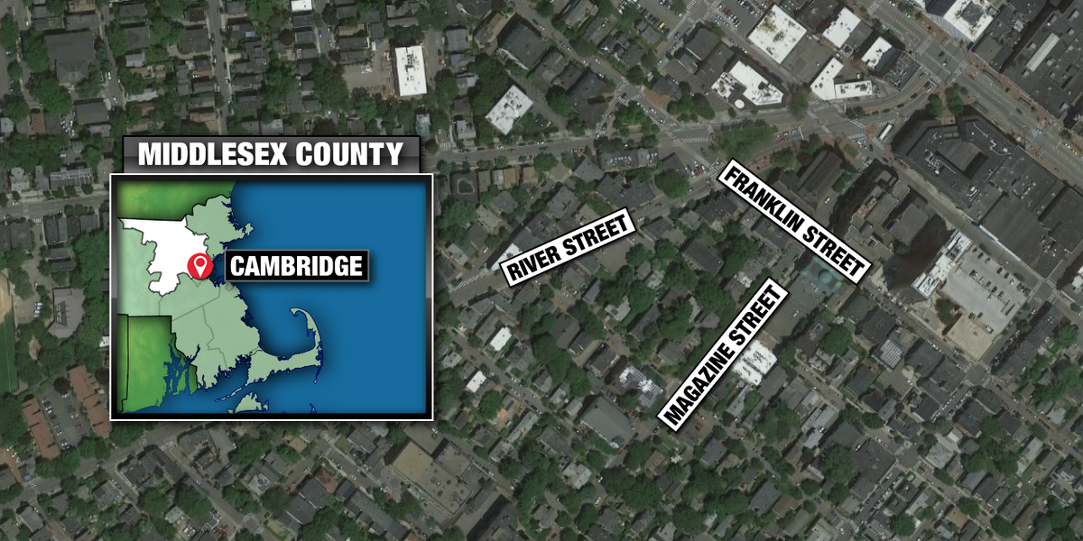 Cambridge mayor witnesses man get hit by car while driving kids to school