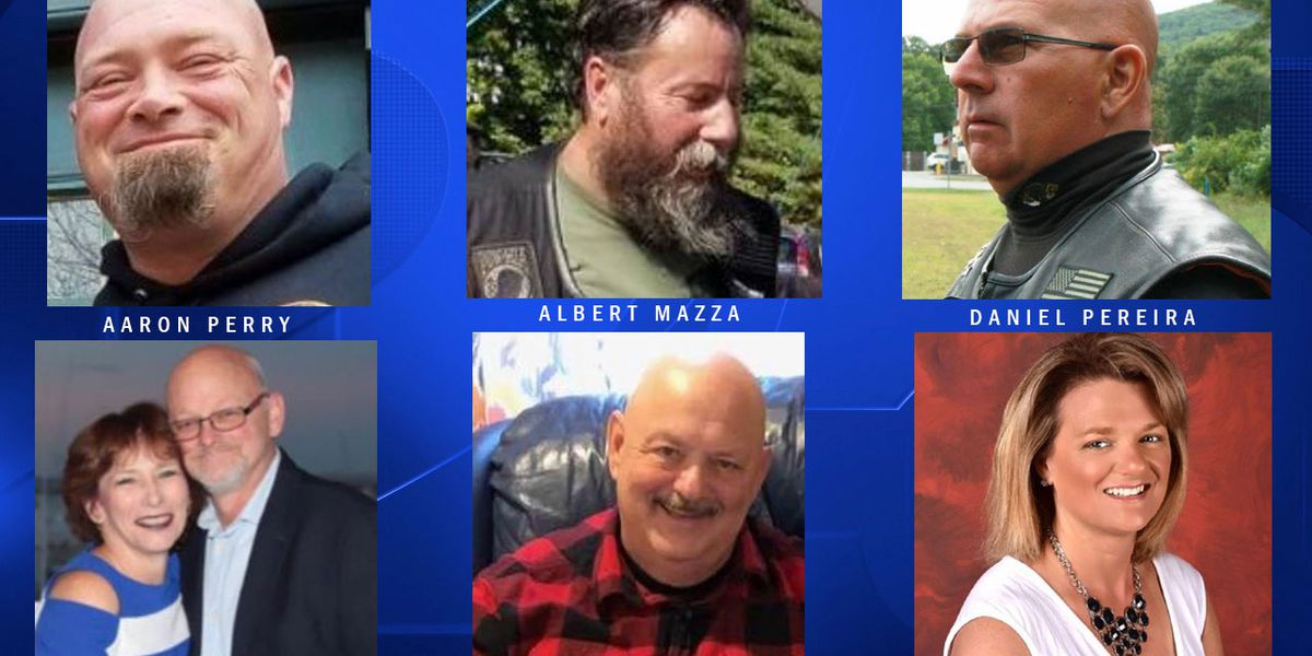 Bikers killed in 'devastating' NH motorcycle crash had roots in Mass.