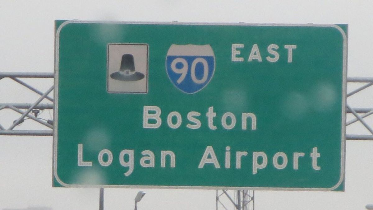 Uber and Lyft dropoff and pickup spots at Logan Airport will change